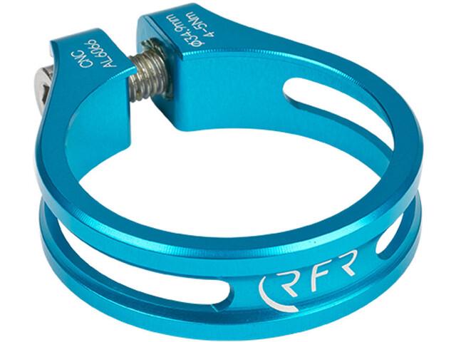 Cube RFR Ultralight Morsetto per sella, blue